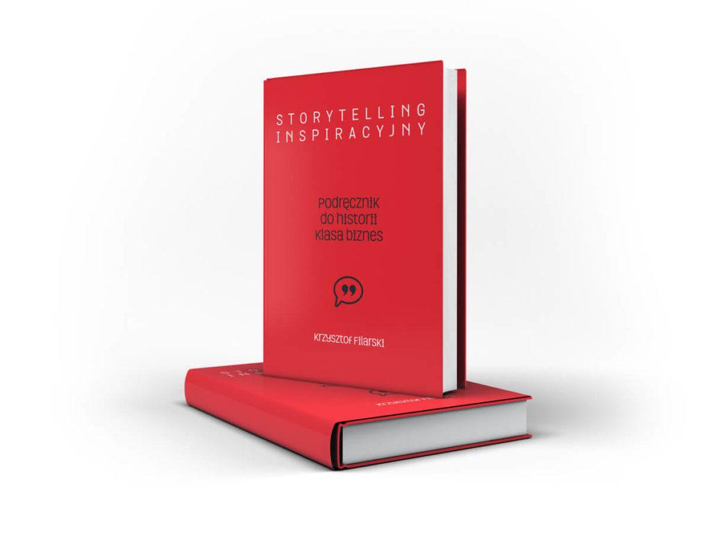 Książka Storytelling Inspiracyjny