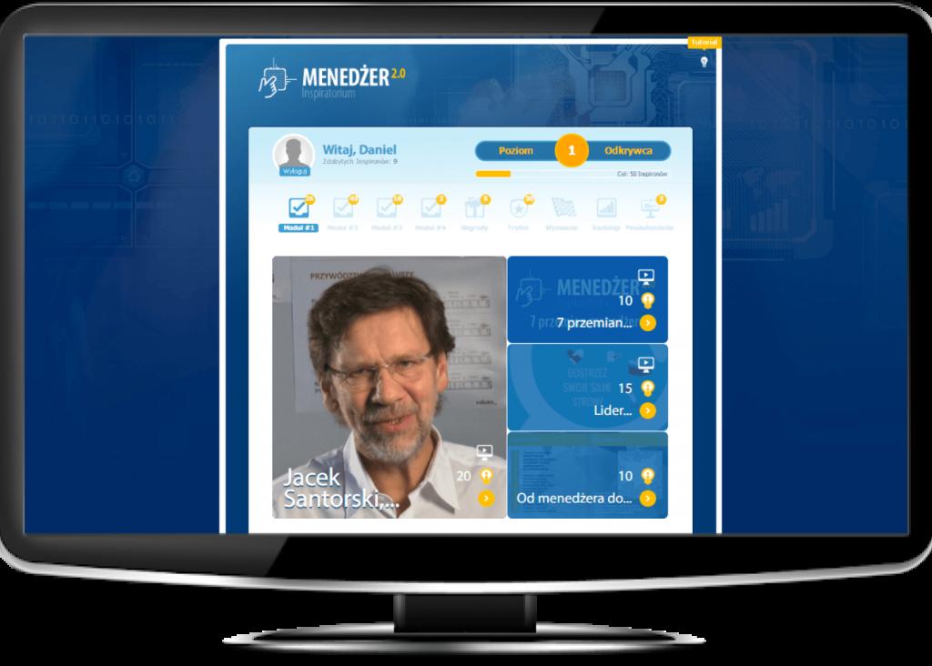 PZU Manager 2.0 platforma grywalizacyjna