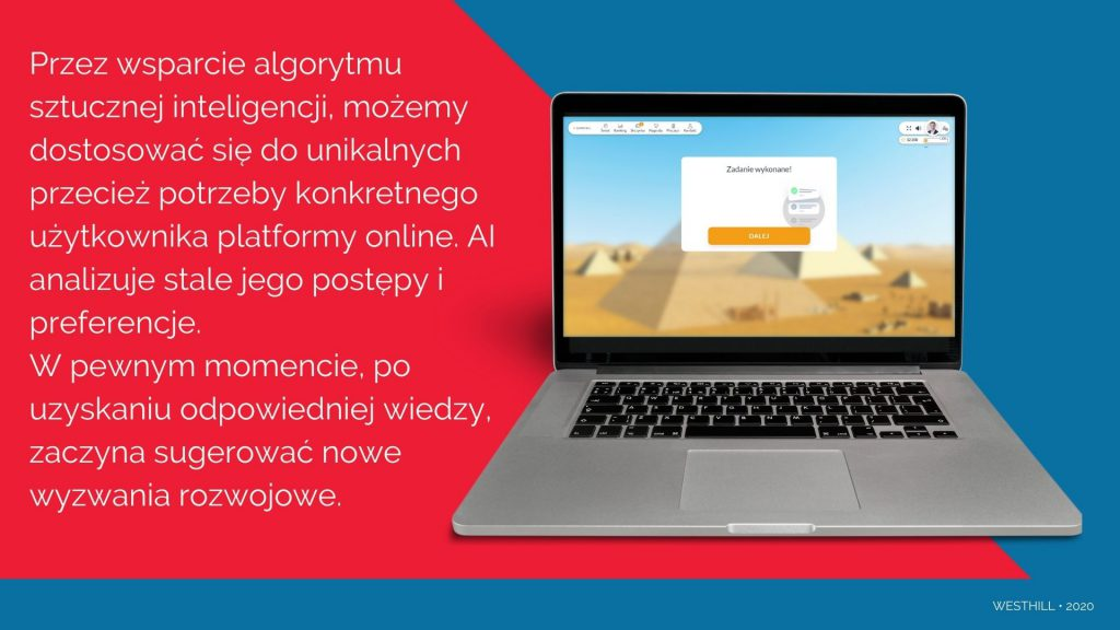 co to jest adaptive learning